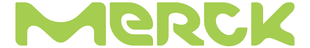 MERCK LOGO Green RGB